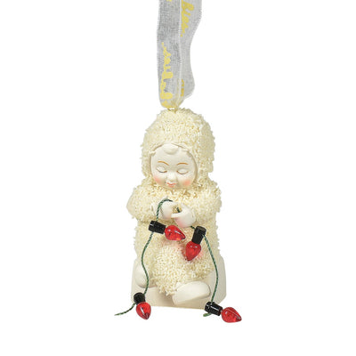 Snowbabies Plug It In Ornament