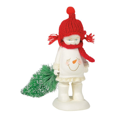 Snowbabies Wear A Smile Figurine