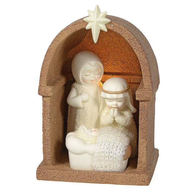 Snowbabies O Night Divine Figurine