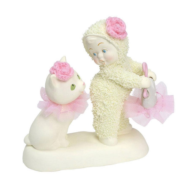 Snowbabies Matching Outfits Figurine