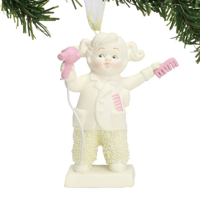 Snowbabies Stylist Ornament