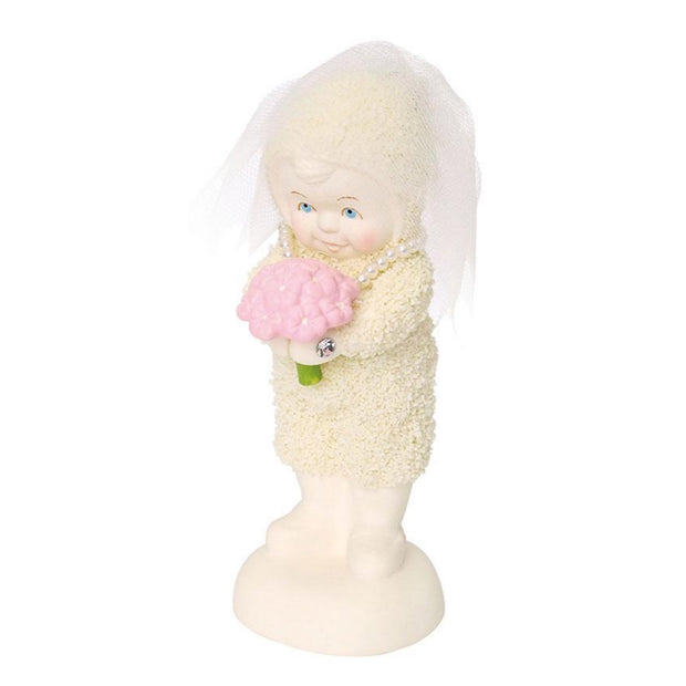 Snowbabies The Big Day Figurine