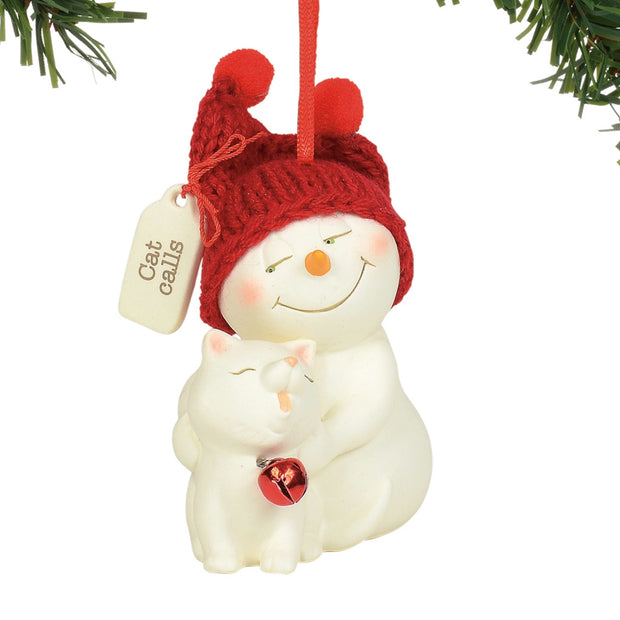 Snowpinions Cat Calls Ornament