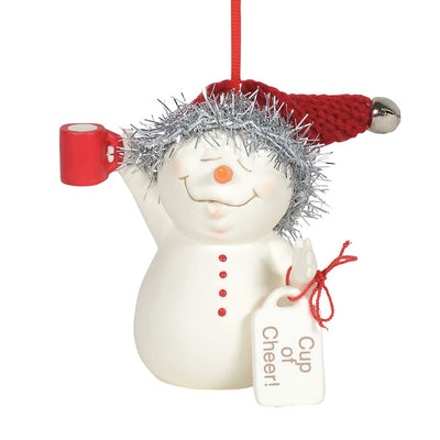 Snowpinions Cup Of Cheer Ornament