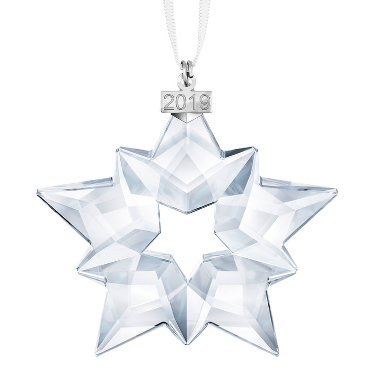 Swarovski 2019 Annual Edition Christmas Ornament