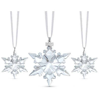 Swarovski 2020 Christmas Ornament Set