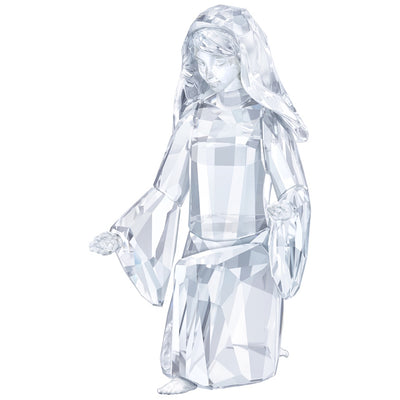 Swarovski Crystal Nativity Scene - Mary Figurine