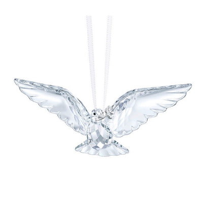 Swarovski Crystal Peace Dove Ornament