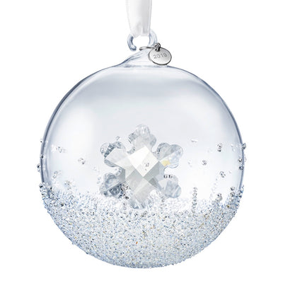 Swarovski 2019 Annual Christmas Ball Ornament