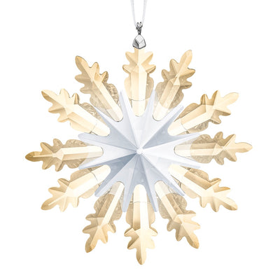 Swarovski Crystal Winter Star Christmas Ornament