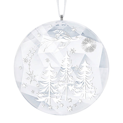 Swarovski Crystal Winter Night Ornament