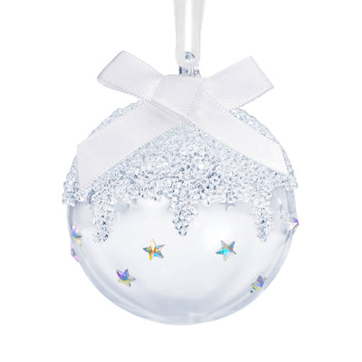 Swarovski Small Christmas Ball Ornament