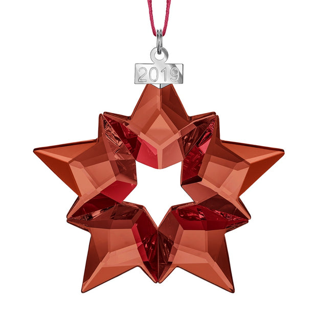 Swarovski 2019 Annual Edition Christmas Ornament - Red