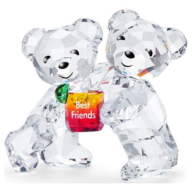 Swarovski Crystal Kris Bear Best Friends Figurine