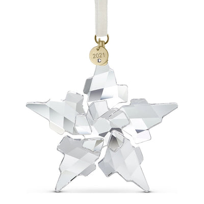Swarovski 2021 Annual Edition Christmas Ornament