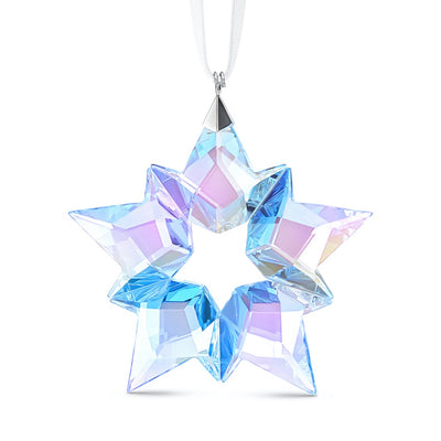 Swarovski Ice Star Christmas Ornament
