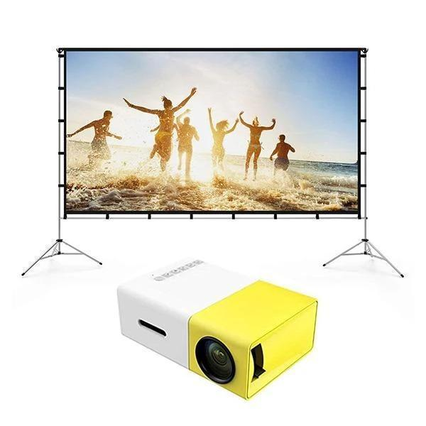 【Hot Sales 50% OFF!】Portable Giant Outdoor Movie