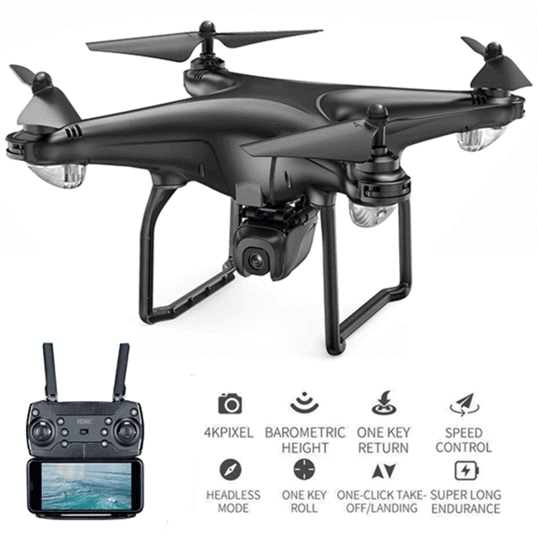 4K Professional RC Drone