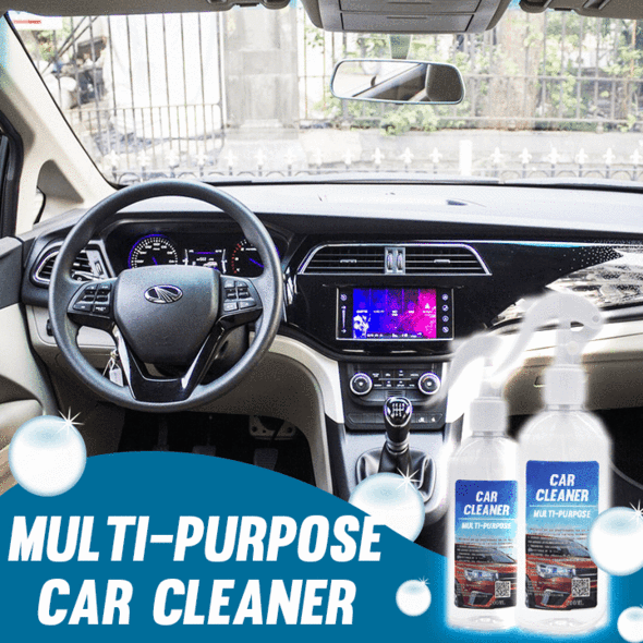 Multi Purpose Car Cleaner