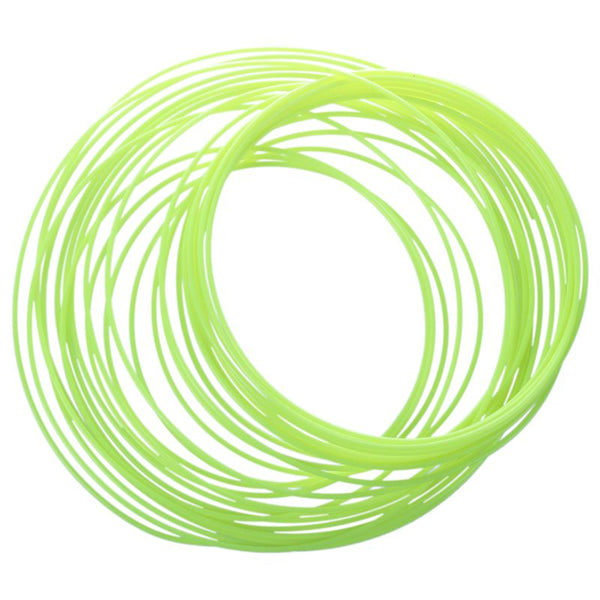 Glow In The Dark 3D Printing Refill Filament - 10/36/120 Meters