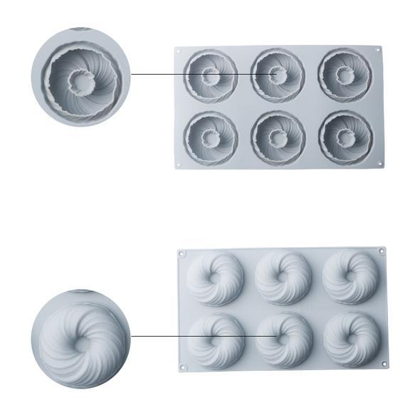 Silicone Cake Baking Mould