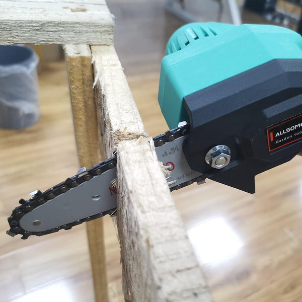 【Holiday Pre-Sale 50% OFF】 - Rechargeable 24V Lithium Mini Chainsaw