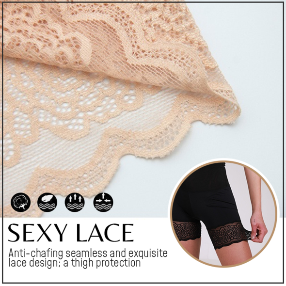 Anti-Chafing Silk Thigh Savers