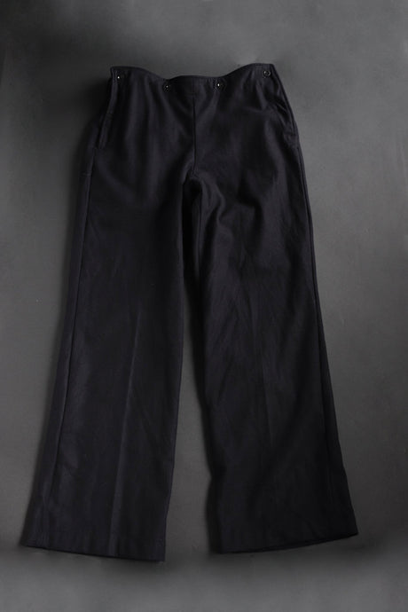 FRENCH MARINE M-47 WOOL TROUSERS