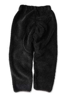 BLACK SIGN ATHLETIC BOA PANTS