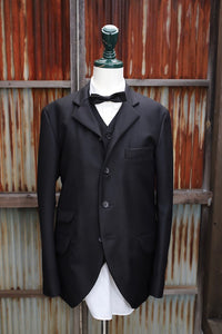 BLACK SIGN ARMY SERGE BUTLER SUITS