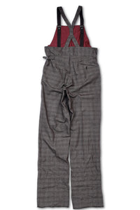 BLACK SIGN JUKE JOINT TAILOR MAN APRON WAIST APRON OVERALLS