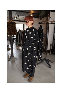 BLACK SIGN MAGEIA COAT