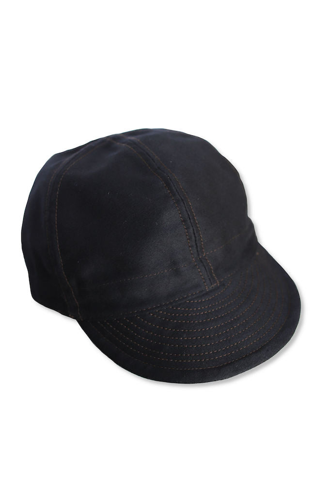 BLACK SIGN MECHANICS CAP BLACK