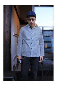 BLACK SIGN UTILITY JKT