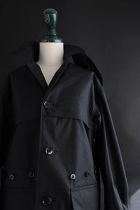 BLACK SIGN BRITISH OILED COTTON HUNTING JKT