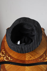BLACK SIGN BLK WABASH SWINDLER HAT