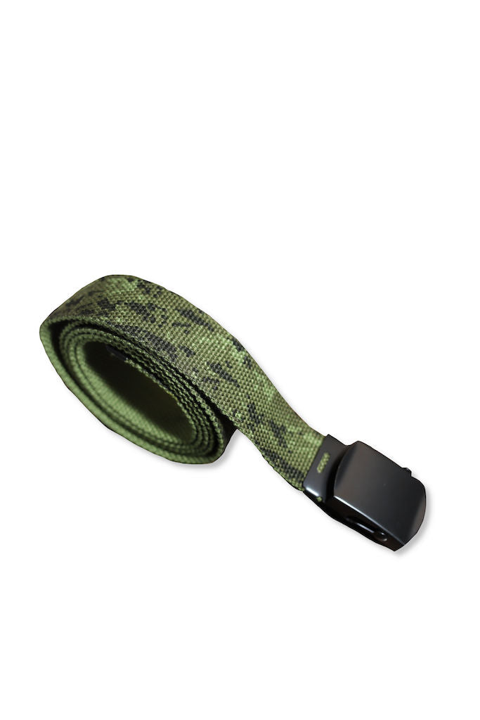 CANADIAN ARMY CAMO BELT