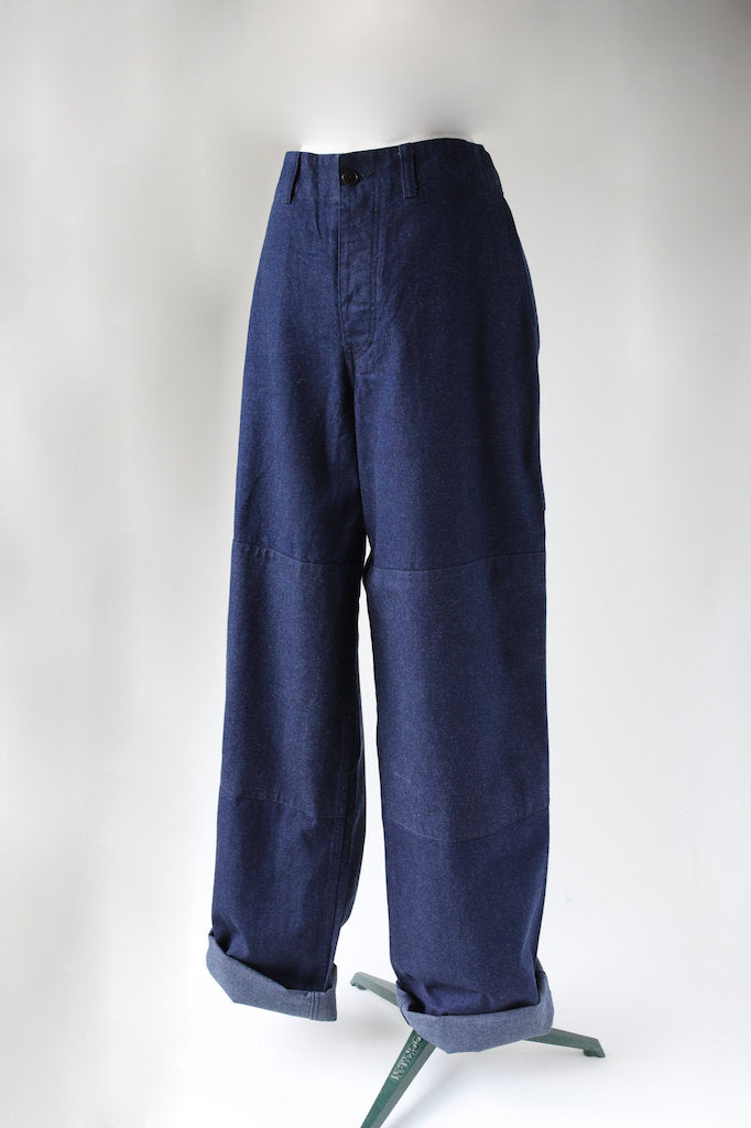 DJANGO ATOUR PAINTER DENIM PANTS