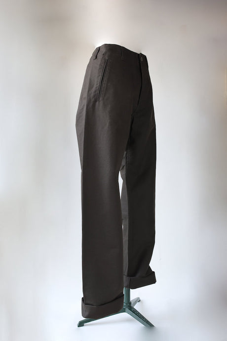 DJANGO ATOUR WADACHI DOUBLE CLOTH PANTS