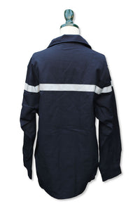 FRENCH MILITARY FIREMAN JKT
