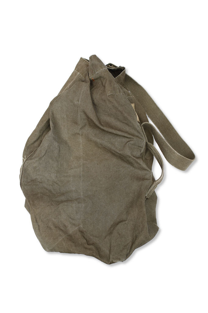 FRENCH ARMY DUFFLE BAG