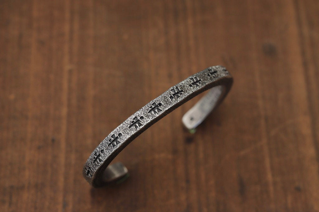HARRISON JIM TUFA CAST BANGLE