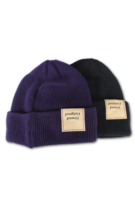 GG PRODUCT COTTON KNIT CAP
