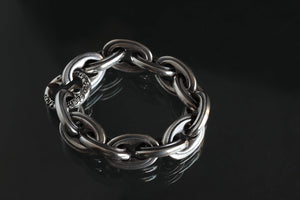 LYNCH SILVER SMITH CASTING(L) BRACELET