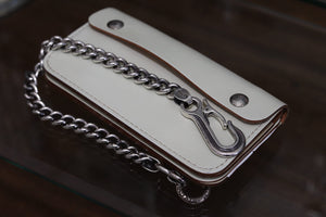 LYNCH SILVER SMITH U-HOOK C350WALLET CHAIN