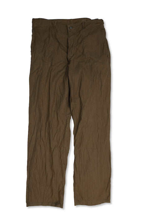 CZECHOSLOVAKIA ARMY WORK PANTS