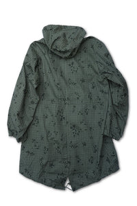 US ARMY 80`s FISHTAIL PARKA NIGHT CAMO