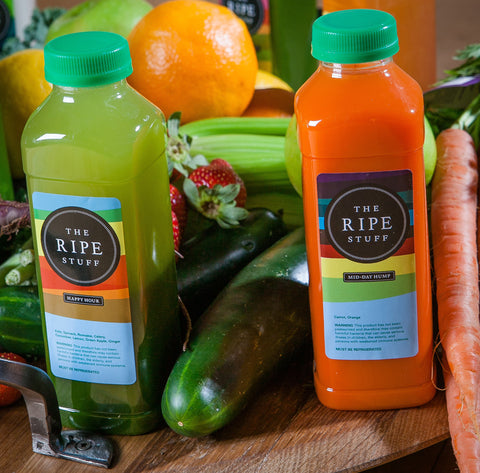 The Ripe Stuff 3-Day Eating & Juicing Program