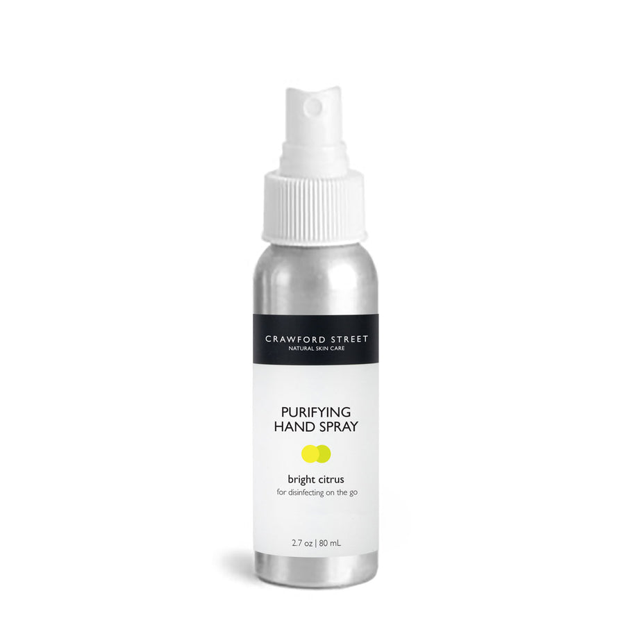 Purifying Hand Spray ‧ Bright Citrus