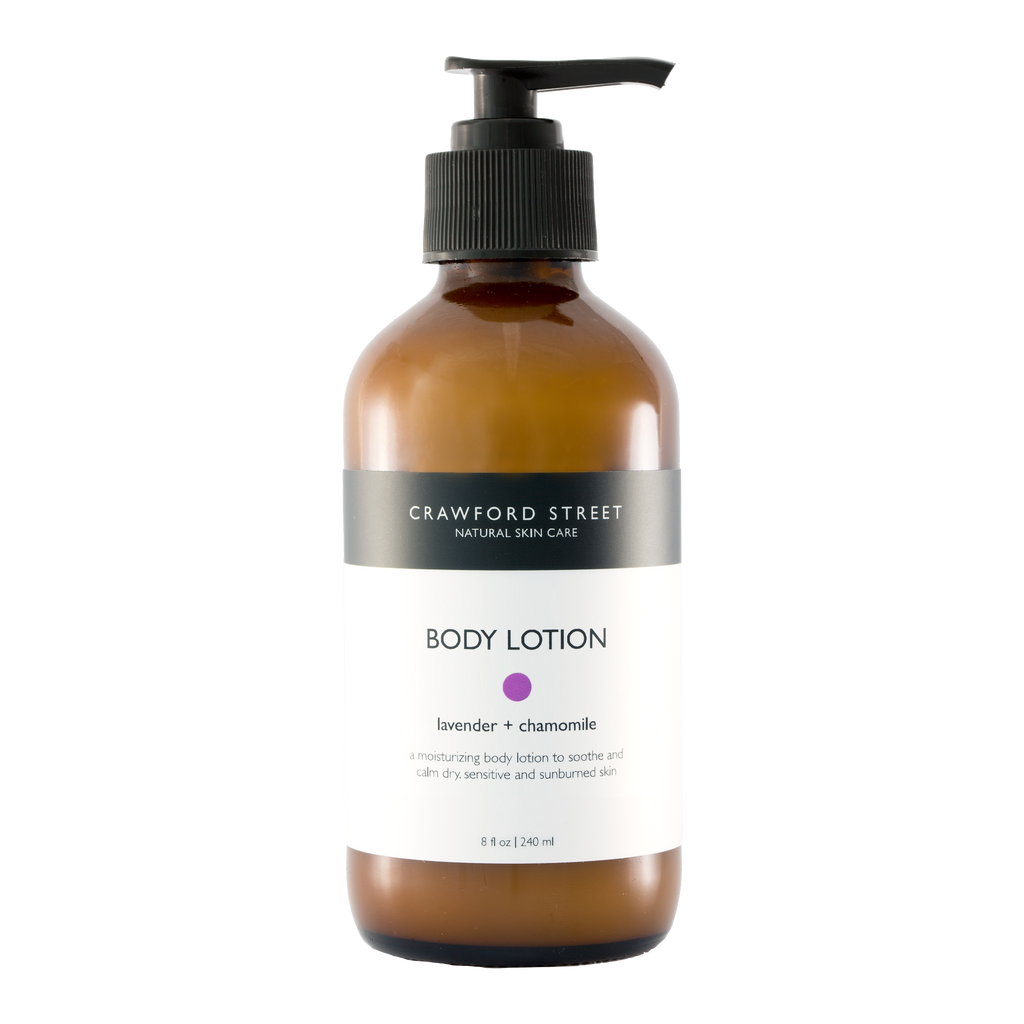 Body Lotion ‧ Lavender + Chamomile